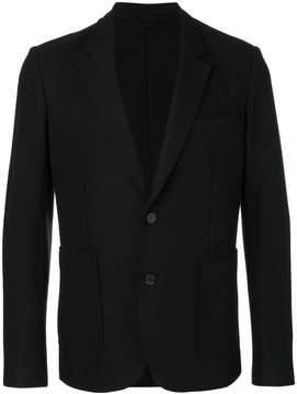 Ami Alexandre Mattiussi Unlined Soft Two Button Jacket