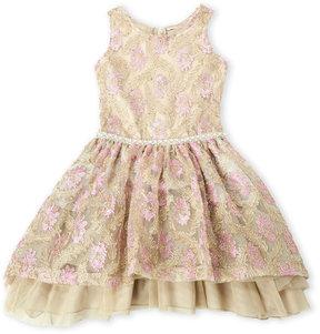 Nanette Lepore Girls 7-16) Hi-Low Tulle Dress