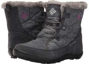 Columbia Minx Shorty Alta Omni-Heat Women's Shoes