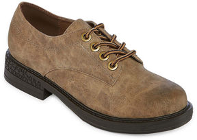 Two Lips 2 Lips Too Riddle Womens Oxford Shoes