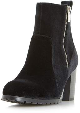Head Over Heels *Head Over Heels by Dune Black 'Pippaa' Ankle Boots