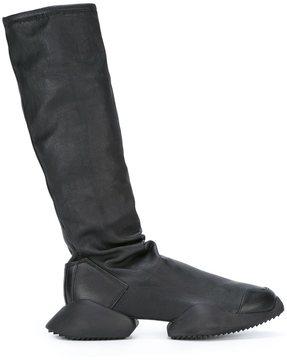 Rick Owens Adidas x 'Ro Runner' boots