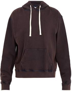 J.W.Anderson Hooded cotton sweatshirt