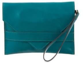 Etro Leather Envelope Wristlet