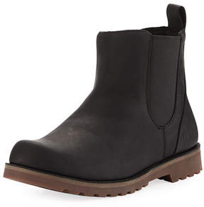 UGG Callum Leather Chelsea Boot, Youth