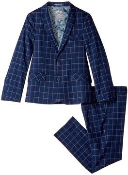 Appaman Kids - Two-Piece Mod Suit Boy's Suits Sets