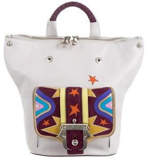 Paula Cademartori Leather Ivy Backpack