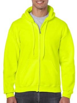 Gildan Big Men's Full Zip Hooded Sweatshirt