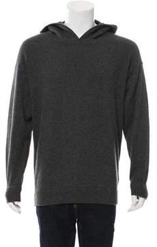 Massimo Alba Hooded Cashmere Sweater
