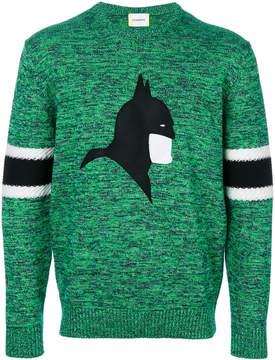 Iceberg 'Batman' sweater