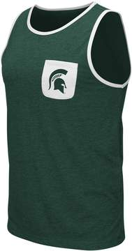 Colosseum Men's Michigan State Spartans Tank Top