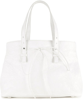 Simone Rocha embossed tote bag