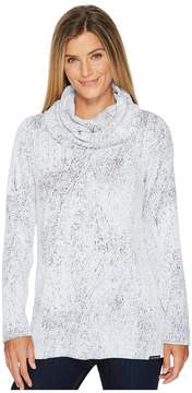 Exofficio Cordova Moire Cowl Tunic Women's Clothing