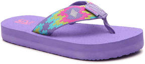 Teva Girls Mush Youth Flip Flop