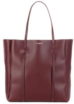 Balenciaga Leather shopper