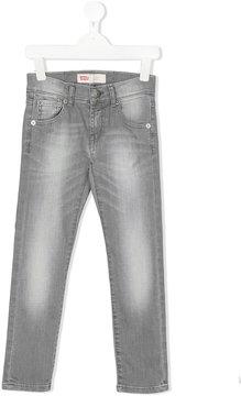 Levi's Kids straight-leg jeans