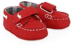 Ralph Lauren Baby's Sander Boat Shoes
