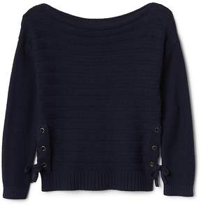 Gap Tie-Side Pullover Sweater