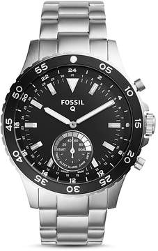 Fossil Q Crewmaster Hybrid Smart Watch, 46mm