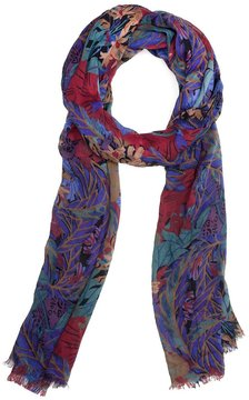 Patricia Nash Blue Forest Collection Scarf