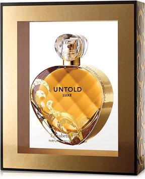 Elizabeth Arden Untold Luxe Parfum, 1.7 oz