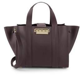 Zac Posen Eartha Iconic Leather Shoulder Bag