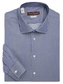 Hickey Freeman Classic-Fit Cotton Dress Shirt