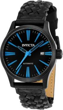 Invicta Men's I-Force Automatic 3 Hand Black Dial Watch 23778