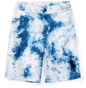 Polo Ralph Lauren Boys' Tie-Dye Swim Trunks - Big Kid
