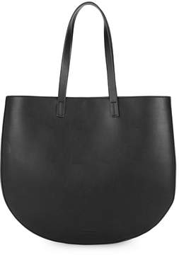 French Connection Women's Hollis Leather Tote