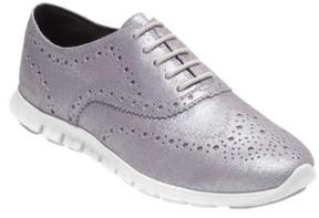 Cole Haan Women's Zer?grand Wingtip Oxford Sneaker