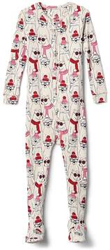 Gap Bear Footed One-Piece
