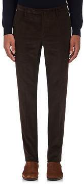 Incotex Men's S-Body Slim-Fit Cotton Trousers