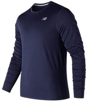 New Balance Men's MT73063 Accelerate Long Sleeve Tee