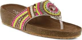 Azura Anarosa Embellished Thong Sandal (Women's)