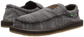 Sanuk Chiba Linen Men's Slip on Shoes