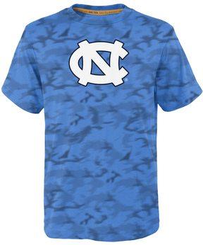 NCAA Boys 4-7 North Carolina Tar Heels Vector Dri-Tek Tee