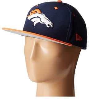 New Era NFL Two-Tone Team Denver Broncos Baseball Caps