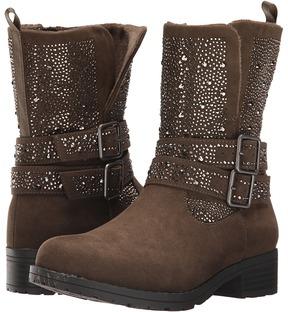 Stuart Weitzman Lyna Fleece Girl's Shoes