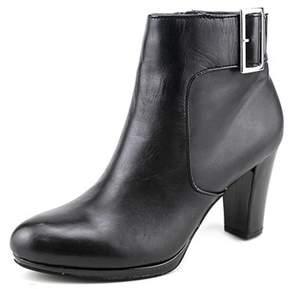 Giani Bernini Womens Pamie Leather Closed Toe Ankle Platform Boots.