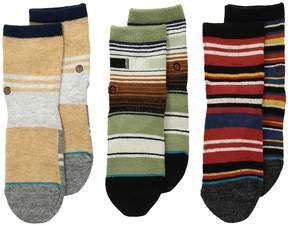 Stance Carew Box Set Men's Crew Cut Socks Shoes