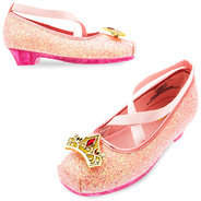 Disney Aurora Costume Shoes for Kids