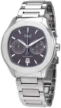 Piaget Polo S Chronograph Automatic Silver Dial Men's Watch