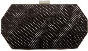 Inc International Concepts Geo Velvet Clutch, Only at Macy's