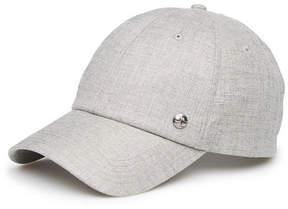 Perry Ellis Heathered Suiting Baseball Cap