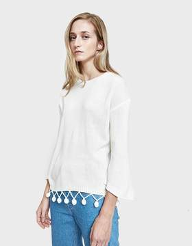 Which We Want Pom Pom Knit