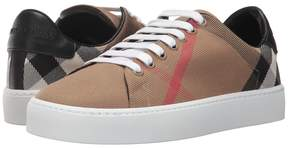 Burberry Westford CT Women's Lace up casual Shoes