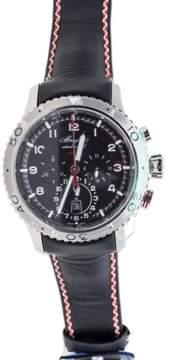 Breguet Type XXII Transatlantique 3880ST/H2/ Flyback Chronograph Stainless Steel Watch