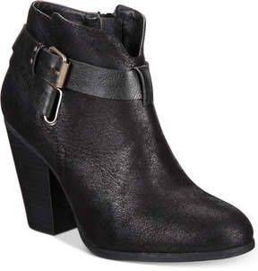 XOXO Katniss Booties Women's Shoes