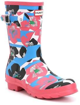 Hunter Floral Short Rain Boots